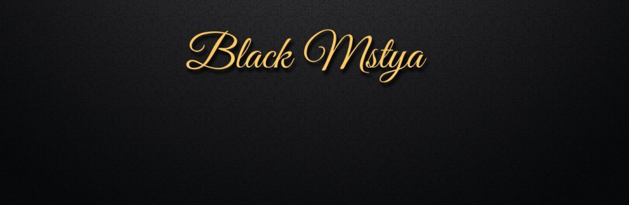 BlackMstya Cover Image