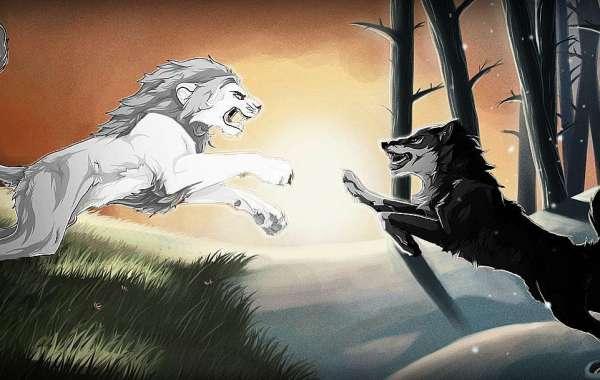 Белогривые львы. Глава 40. Чёрное и белое. Часть 2.